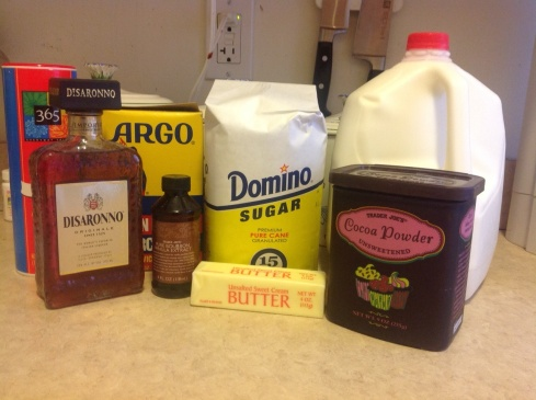 pudding ingredients