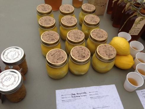 Preserved lemons!